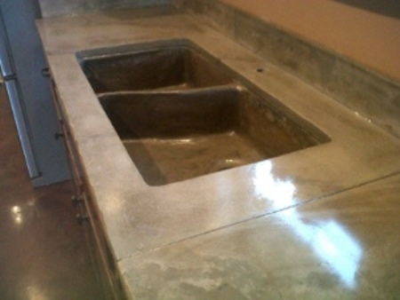 Concrete Countertops Memphis Tn | Vanities | Products And Training Classes  | Acid Staining In Memphis |